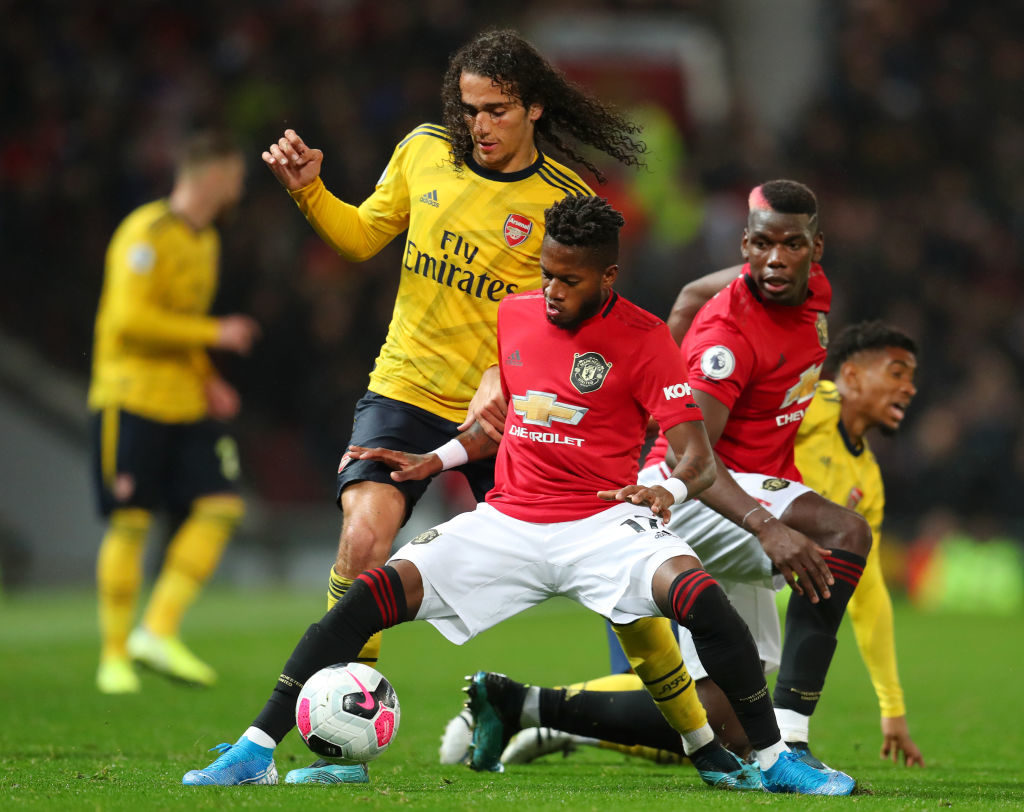 Fred's place on bench shows Manchester United's growing strength in depth - United In Focus - Manchester United FC News
