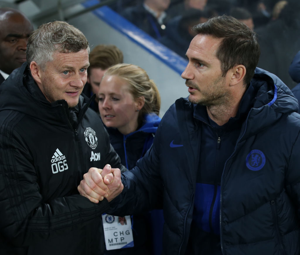 Frank Lampard plays down Chelsea's chances despite their big summer spending spree