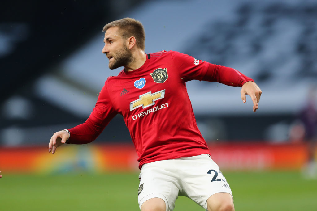 United success in the Europa League would be bittersweet for unlucky Luke Shaw - United In Focus - Manchester United FC News