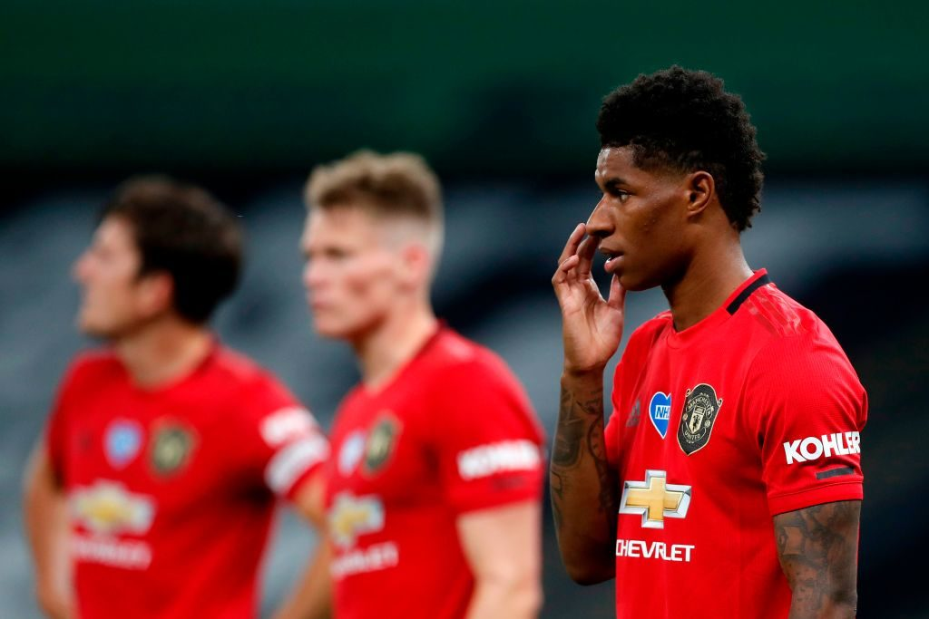 Marcus Rashford Is In The Best Shape Of His Life United In Focus
