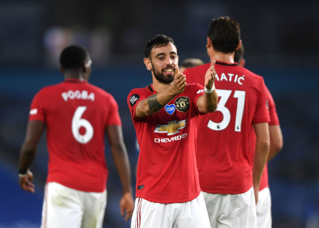 Man Utd star Fernandes: Solskjaer tells me to take risks