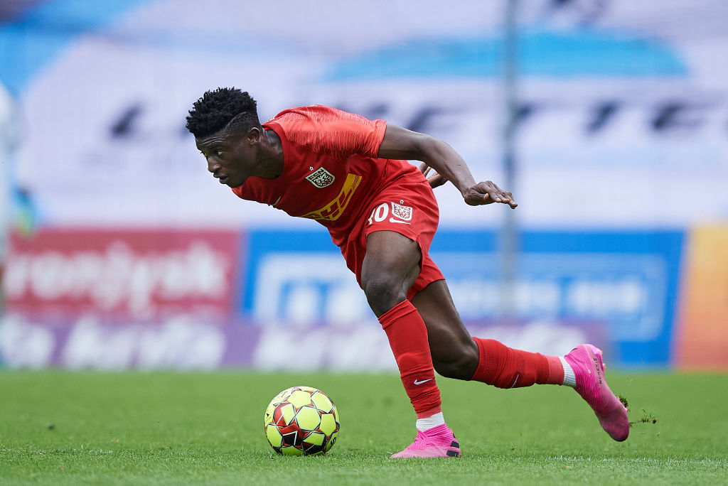 Who is reported Manchester United target Mohammed Kudus? - United In Focus
