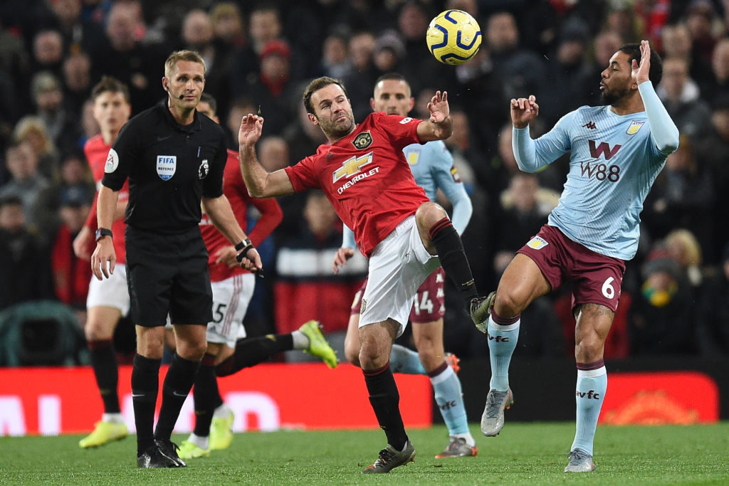 Manchester United's midfield could be all change from previous Villa clash - United In Focus