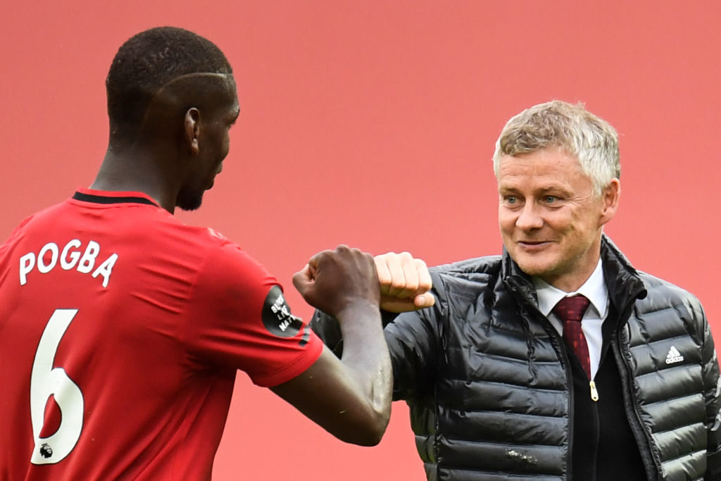 Solskjaer echoes Bruno's call to stay united