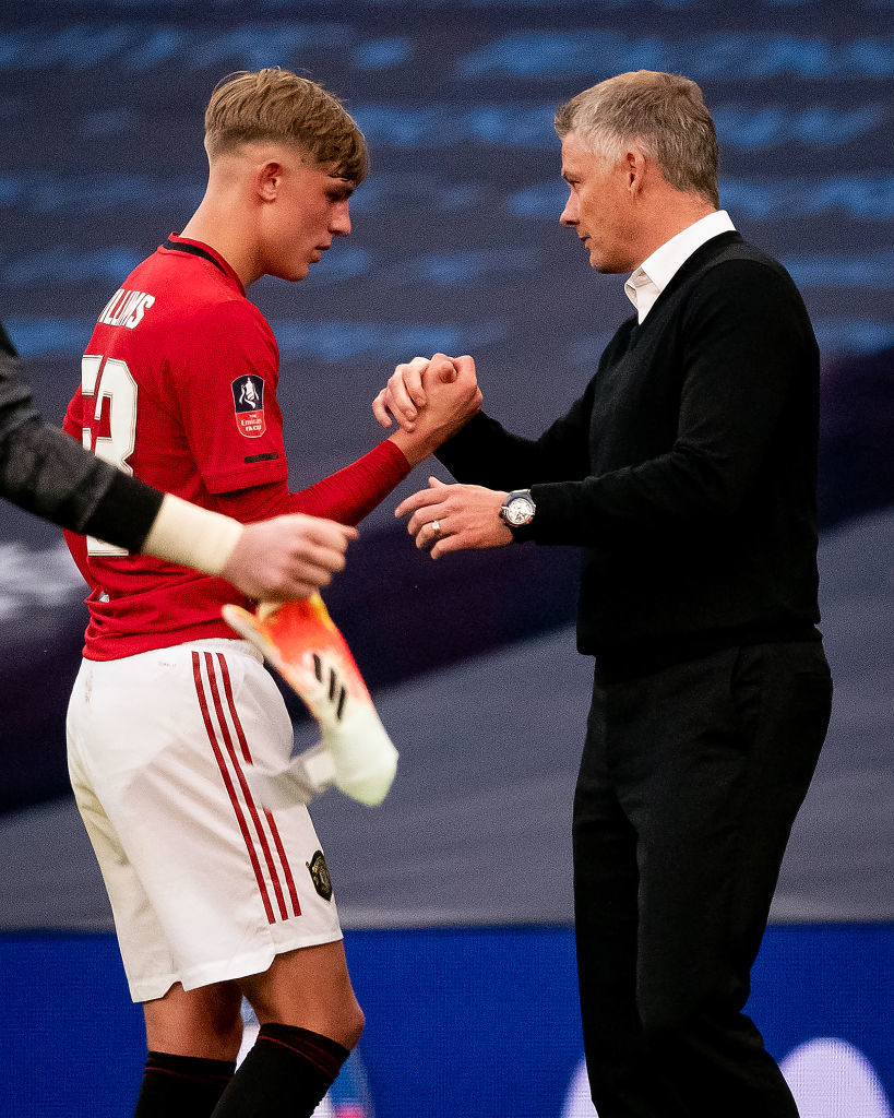 Ole Gunnar Solskjaer switches focus to final two Premier League games
