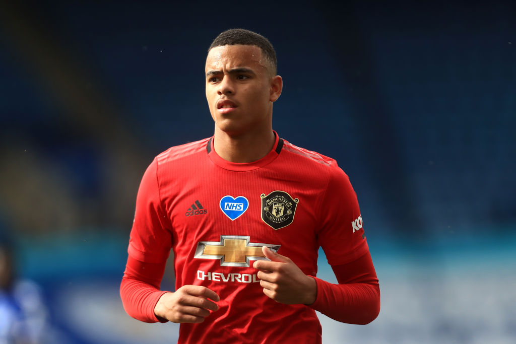 Mason Greenwood Is Manchester United S New Number 11 United In Focus