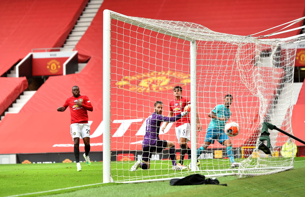 Manchester United dominates Bournemouth 5-2 at Old Trafford