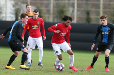 Club Brugge v Manchester United U23 Friendly