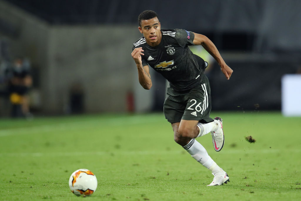 Greenwood anxious about Man Utd selection for Crystal Palace clash
