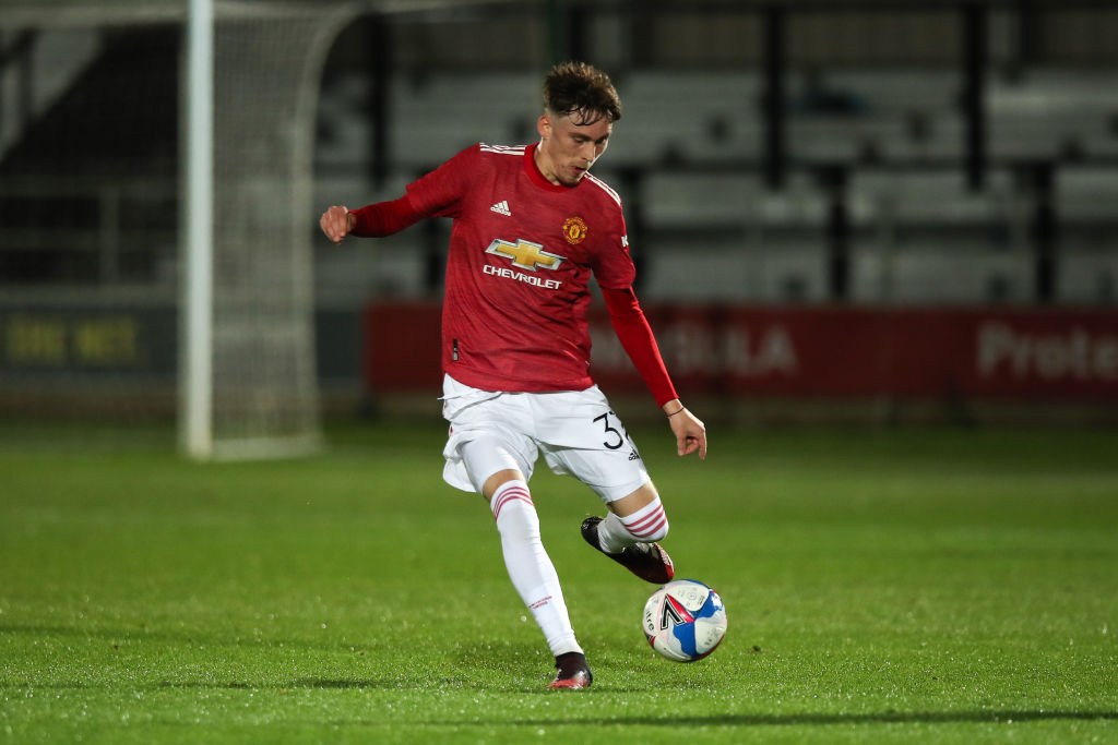 Manchester United loanee gets special number, switch is a bold move