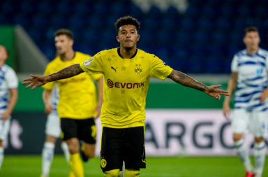 MSV Duisburg v Borussia Dortmund - DFB Cup: First Round