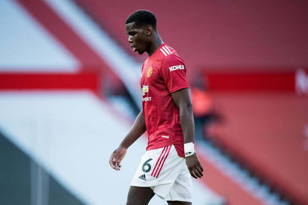 Man Utd's Paul Pogba: Real Madrid move still is 'a dream'
