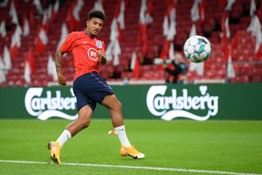 Denmark v England - UEFA Nations League