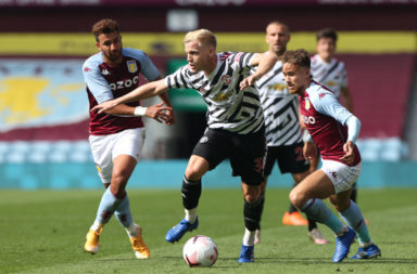 Manchester United v Aston Villa: Pre-Season Friendly