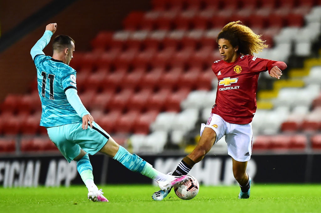 Manchester United U23 v Liverpool U23: Premier League 2