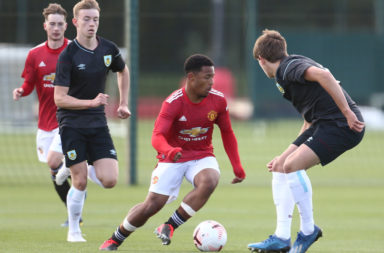 Manchester United v Burnley: U18 Premier League