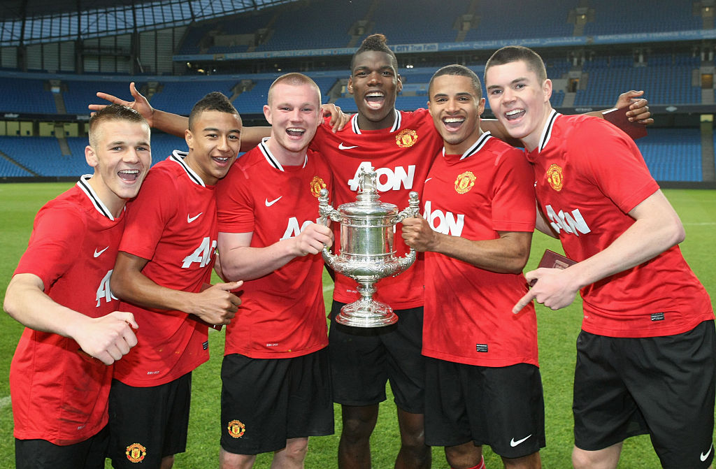 Manchester United Reserves v Manchester City Reserves - Cup Final