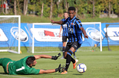 Atalanta v Renate - Pre Season Friendly