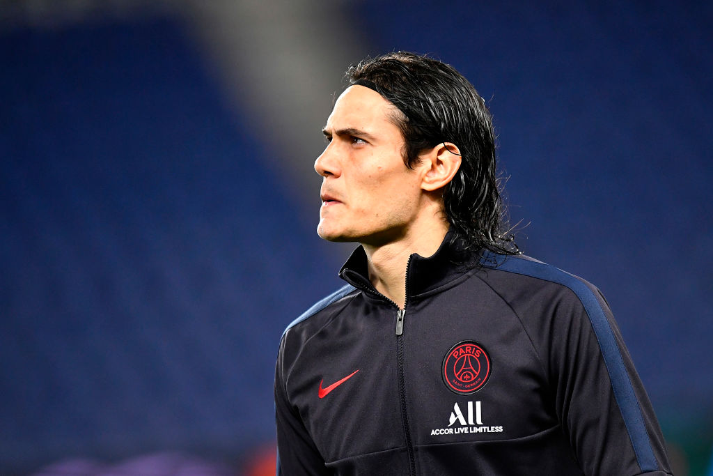 four possible squad numbers for edinson cavani at manchester united united in focus https www unitedinfocus com news four possible squad numbers for edinson cavani at manchester united
