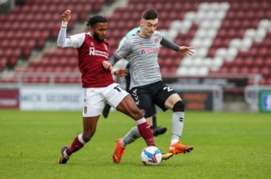 Northampton Town v Charlton Athetic - Sky Bet League 1