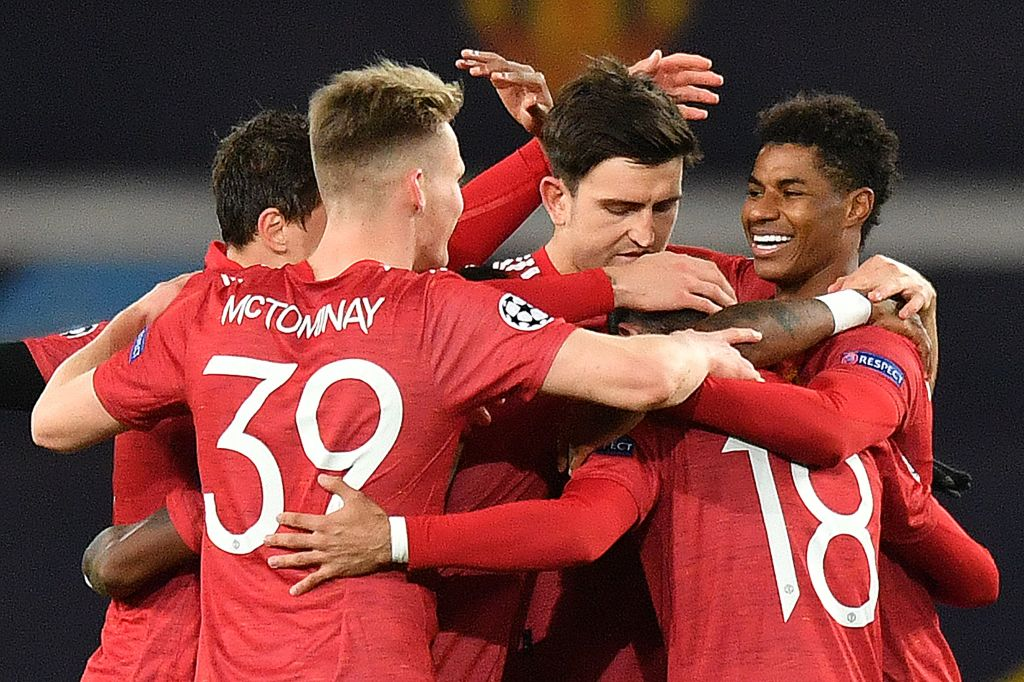 Manchester United S Three Best Players Against Rb Leipzig United In Focus