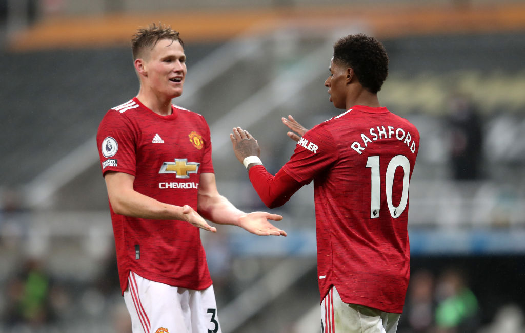 Three Players Manchester United Should Leave Out Of Xi V Rb Leipzig United In Focus
