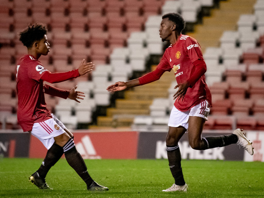'Baller', 'Class'...Some Manchester United fans react to under-23 star's performance as he takes tally to eight goals