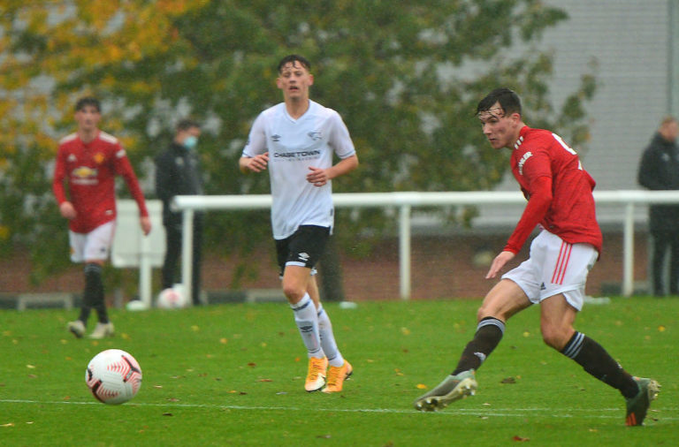 Derby County v Manchester United: U18 Premier League