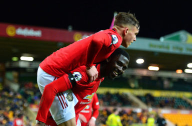 Norwich City v Manchester United: Premier League 2
