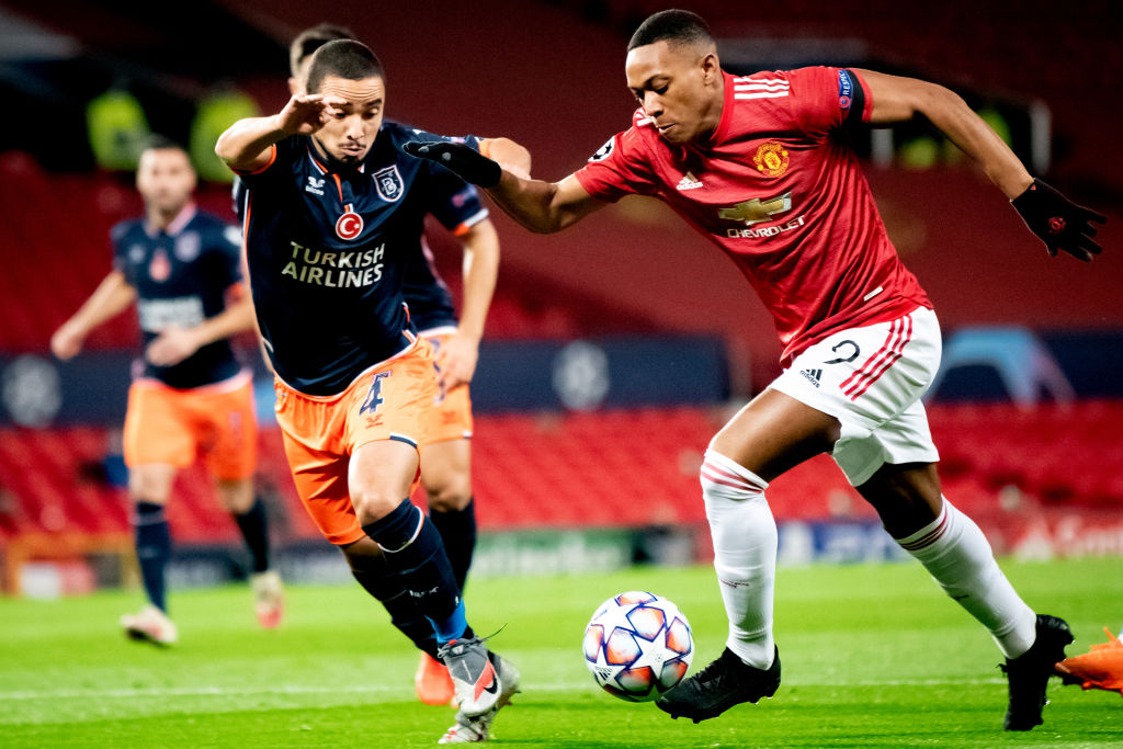 Manchester United v Istanbul Basaksehir: Group H - UEFA Champions League