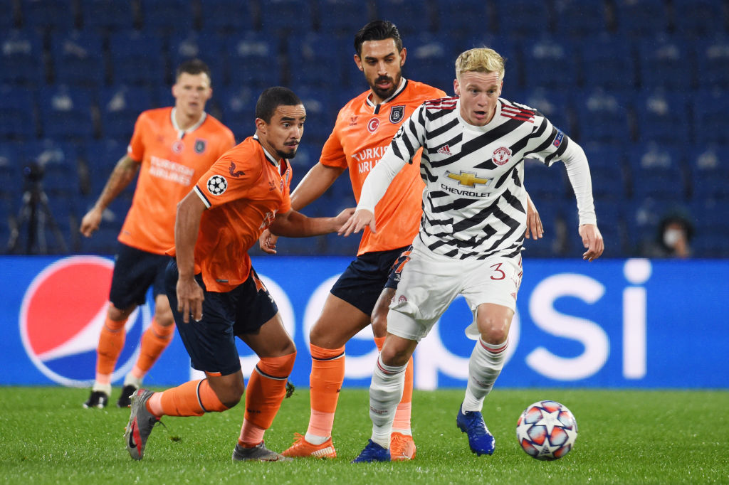 Istanbul Basaksehir v Manchester United Group H- UEFA Champions League