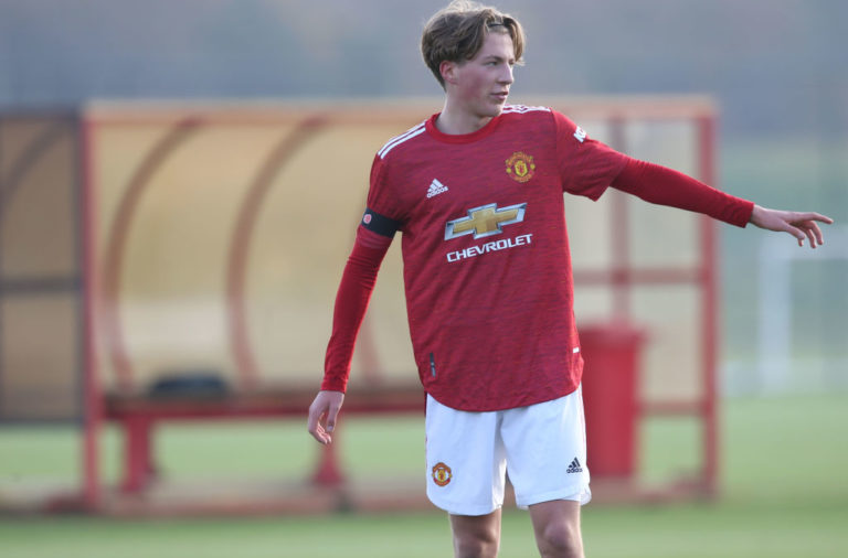 Manchester United v Everton - Premier League U18