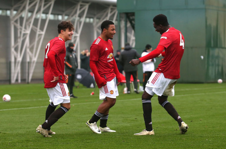 Manchester United v Newcastle United: U18 Premier League