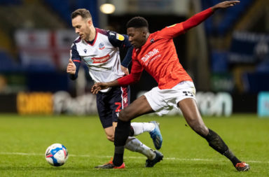 Bolton Wanderers v Salford City - Sky Bet League Two