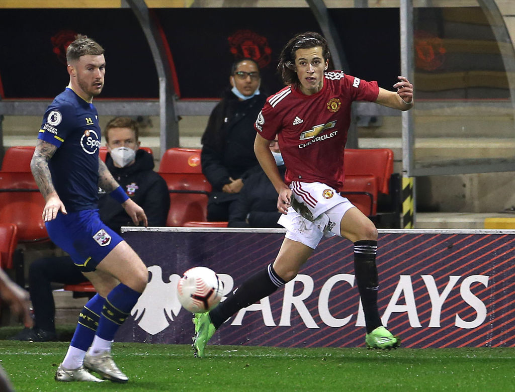Manchester United v Southampton: Premier League 2