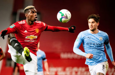 Manchester United v Manchester City - Carabao Cup Semi Final