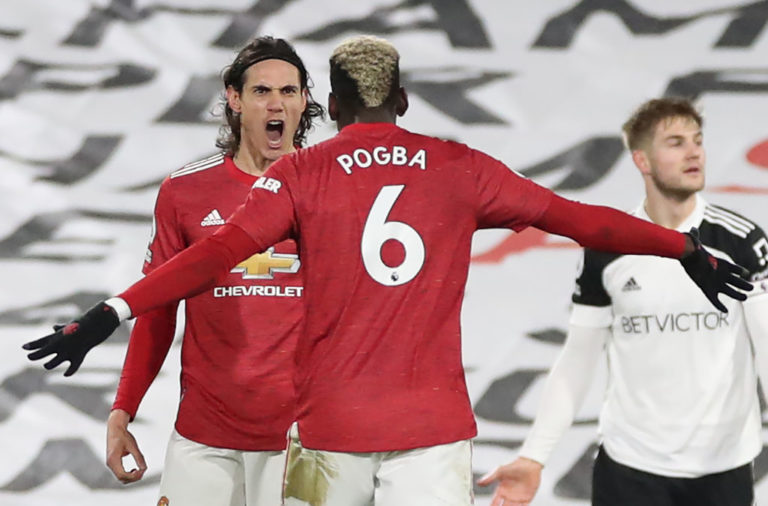 Manchester United's three best players against Fulham