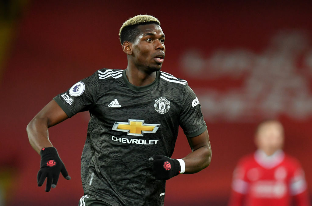 'Too many made-up stories'... Recently departed Manchester United talent praises Pogba