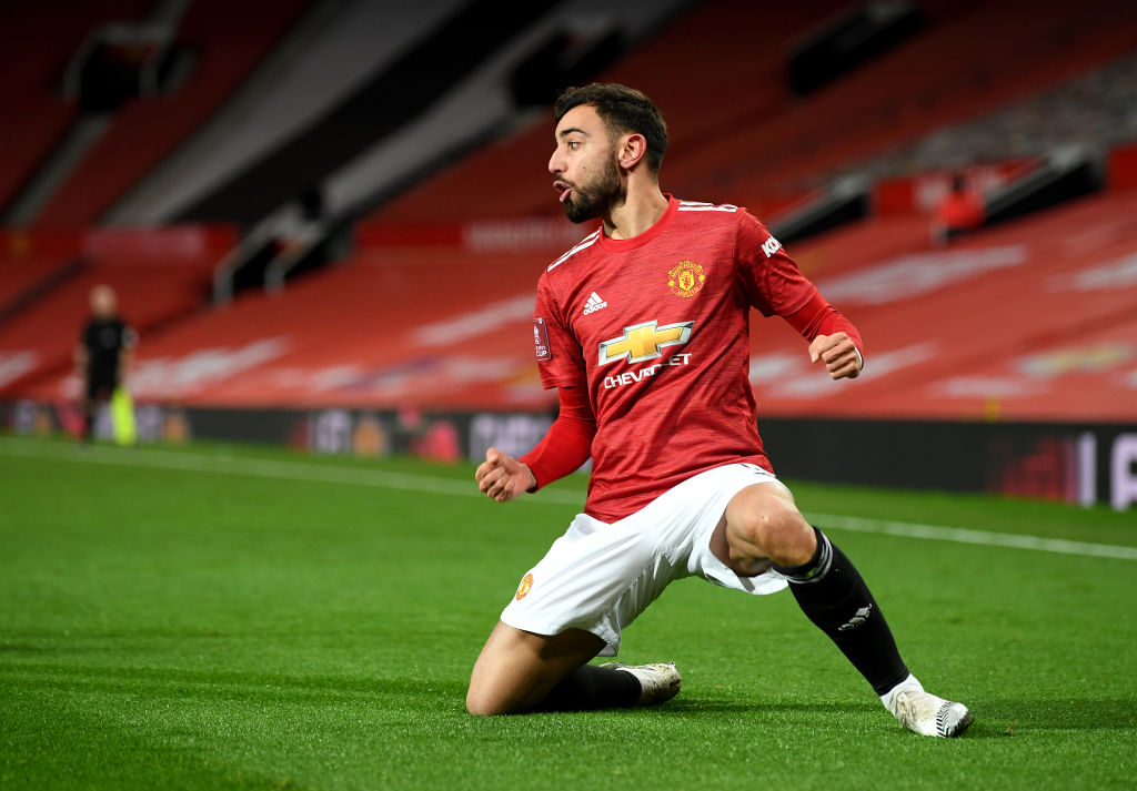 Bruno Fernandes has inspired United's leaders to step up - United In Focus