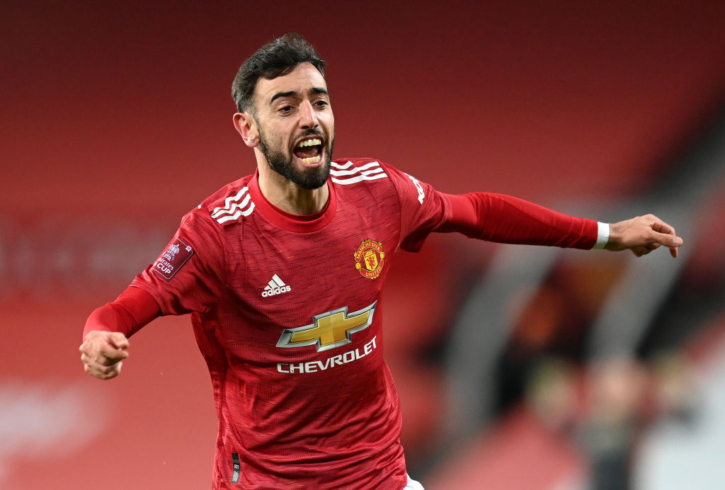 Bruno Fernandes season review: Manchester United's best player can still get better - United In Focus