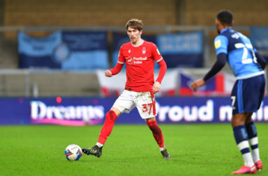 Wycombe Wanderers v Nottingham Forest - Sky Bet Championship