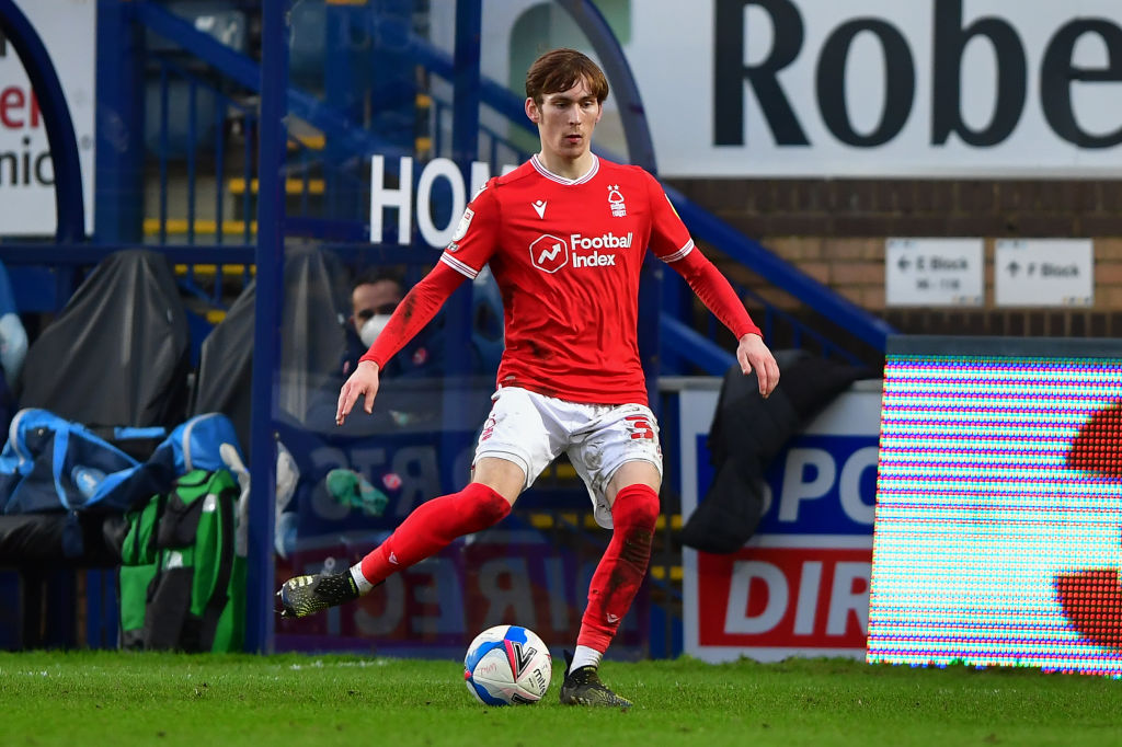 Wycombe Wanderers v Notts Forest - Sky Bet Championship