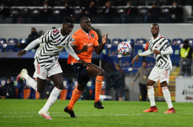 Istanbul Basaksehir v Manchester United: Group H - UEFA Champions League