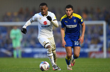 AFC Wimbledon v Milton Keynes Dons - Sky Bet League One