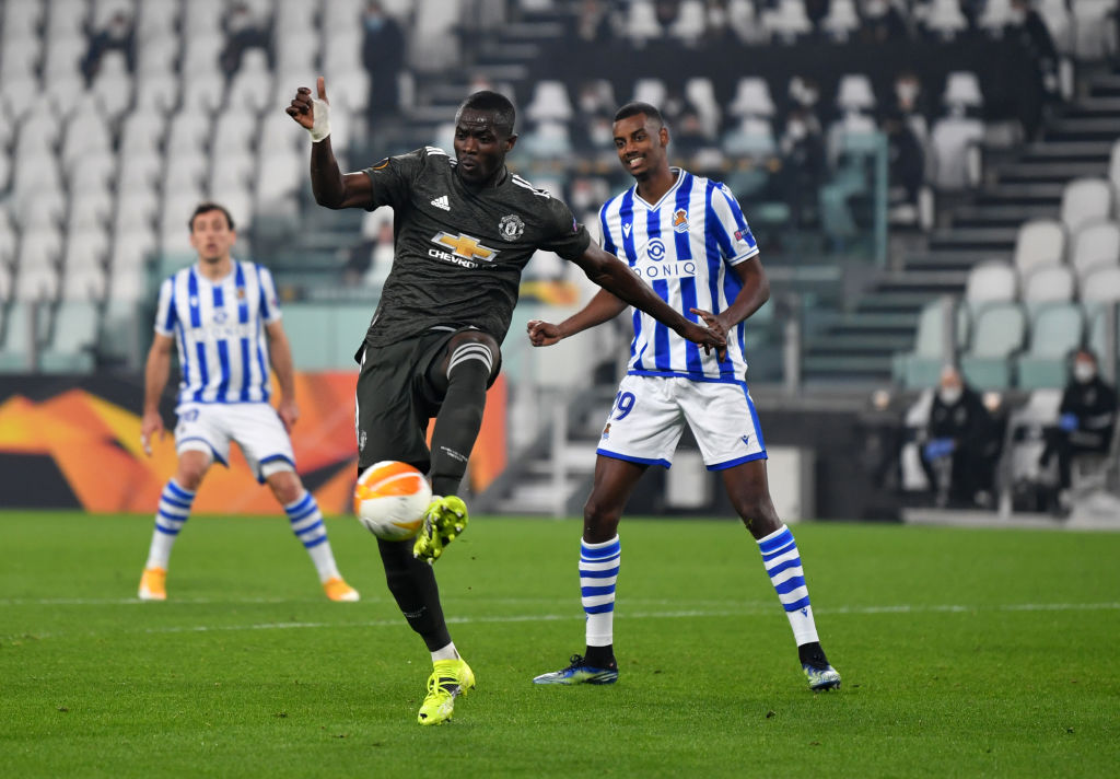 Real Sociedad v Manchester United  - UEFA Europa League Round Of 32 Leg One