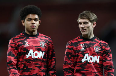 Manchester United v Real Sociedad  - UEFA Europa League Round Of 32 Leg Two