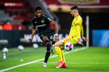 Bayer 04 Leverkusen v Sport-Club Freiburg - Bundesliga for DFL
