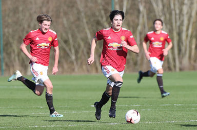 Manchester United v Derby County: U18 Premier League