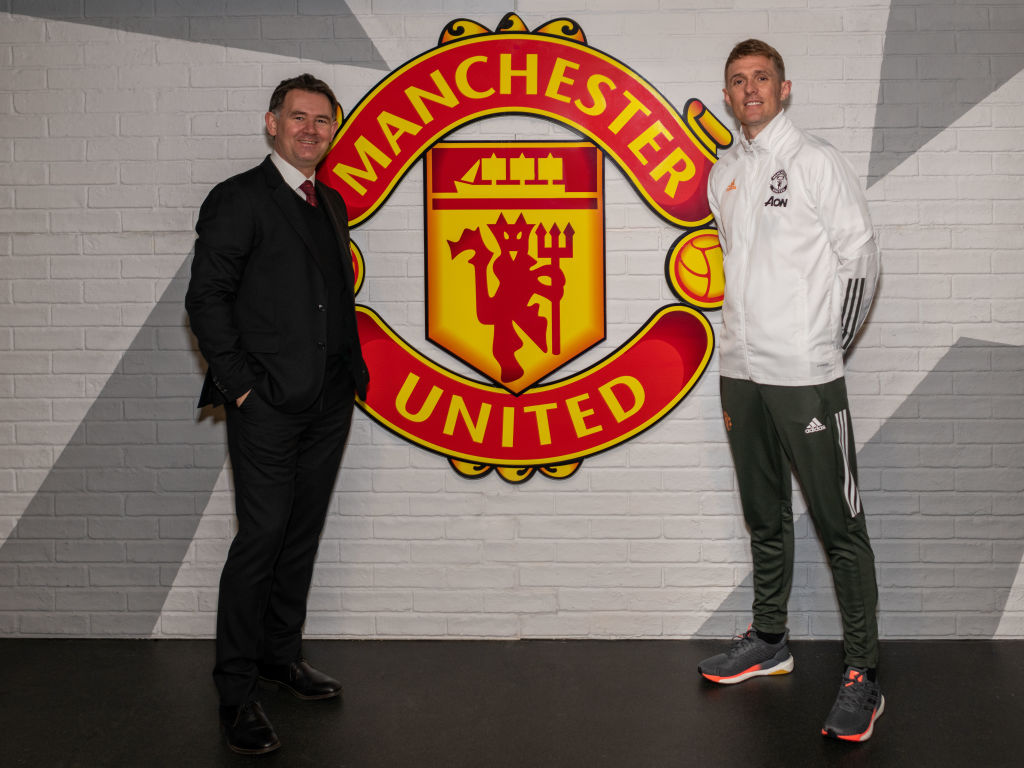 John Murtough and Darren Fletcher named Football Director and Technical Director of Manchester United