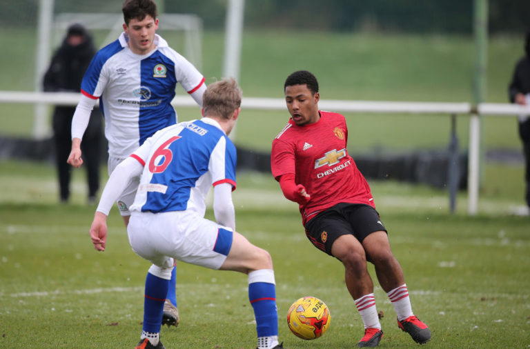 Blackburn Rovers v Manchester United  - U18 Premier League